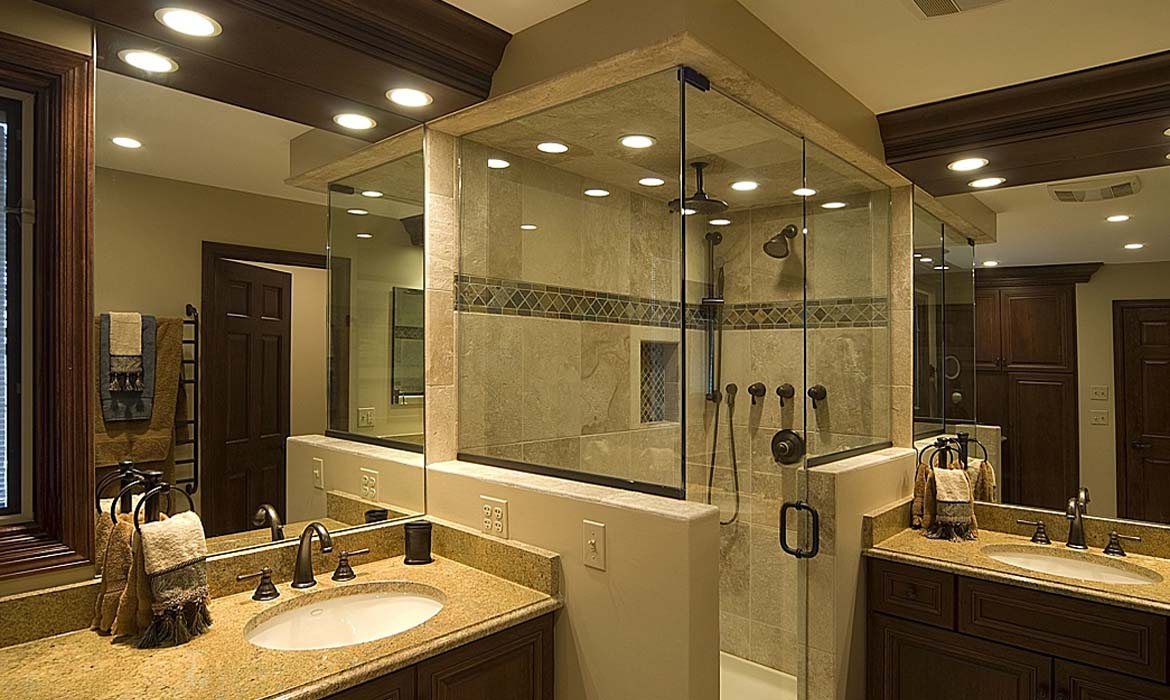 bathroom remodeling gallery – north alabama builders