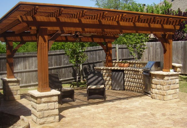 Outdoor Living Spaces Gallery Pleasing With Outdoor Living Spaces Gallery | North Alabama Builders Picture